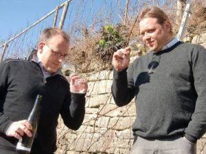 Matthias und Michael Baumann