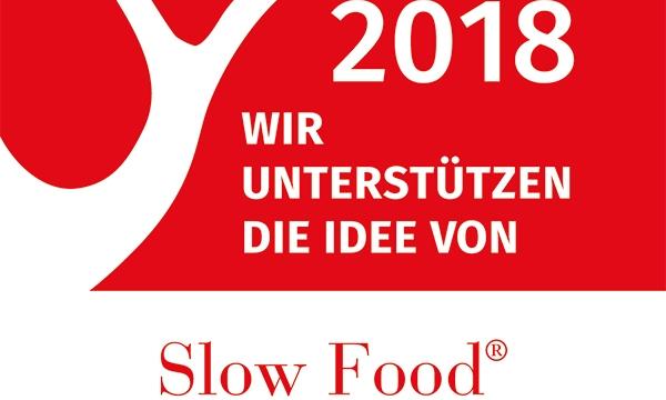 Auch 2019 unterstützen wir Slow Food – Deutschland